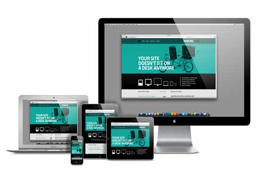 Responsive Website Designer Lavington
