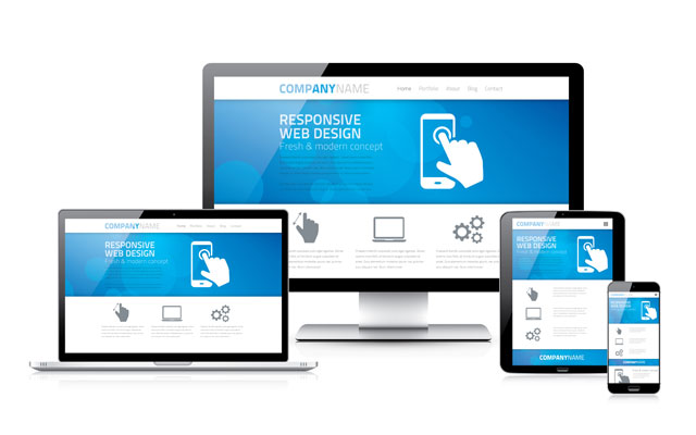 Responsive courier services Website Design